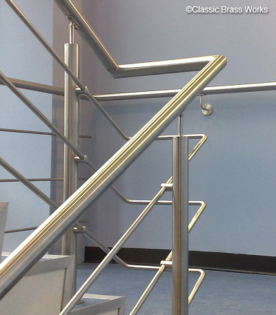 High Quality Aluminum Stairway Railings