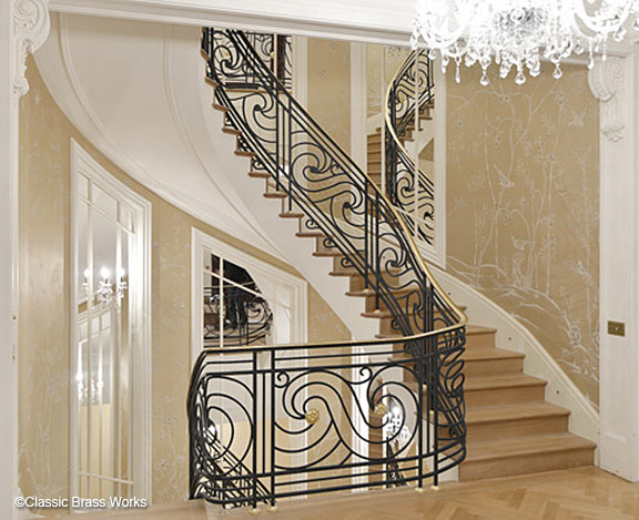 Aluminum U0026 Brass Railings, Sprinter Wrap